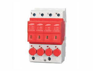 SUP2 PV Power surge protection Lightning arresters