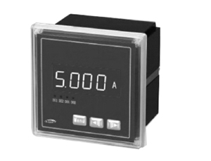lcd single phase power meter 100120