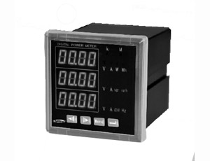 multifunction electric power meter