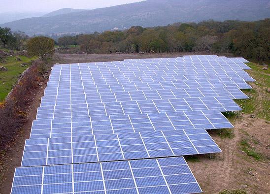 industrail solar