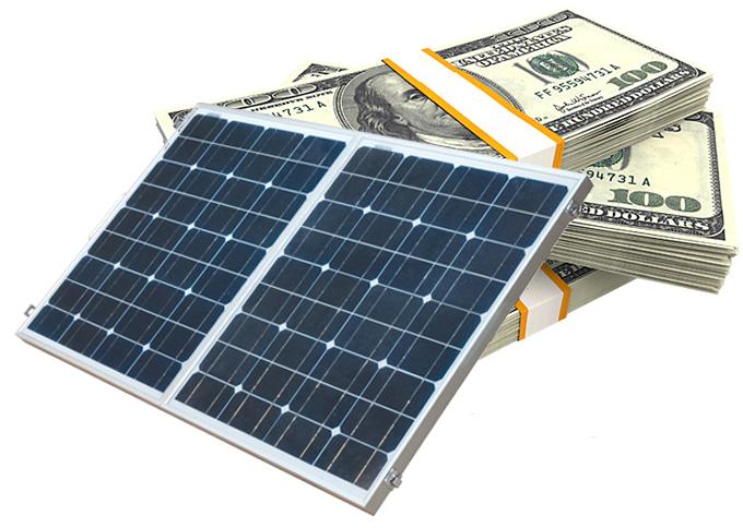 financing for solar system