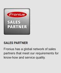Fronius Service Provider