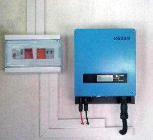 kstar residential solar